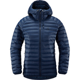Haglöfs Essens Mimic Hood Jacket Women tarn blue
